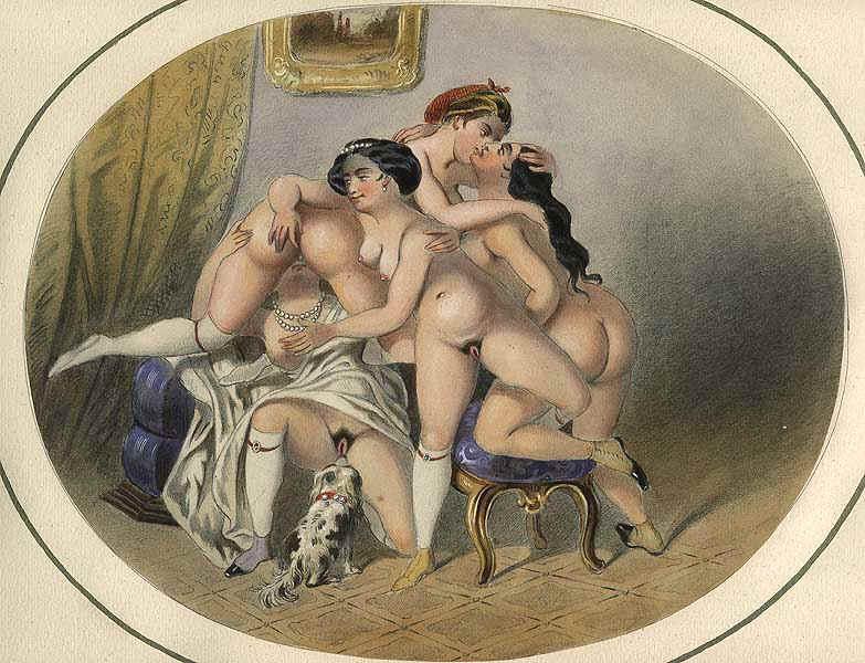 Порно старинные рисунки 30600 фотография