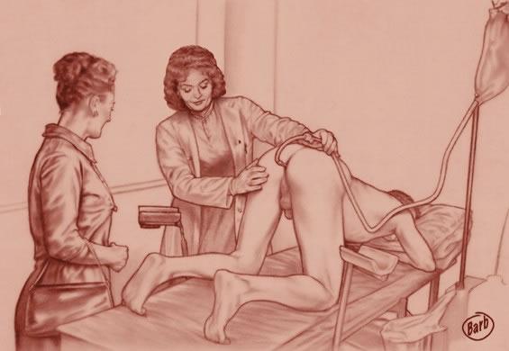 Doctor Enema Erotic Nurse Plumper Story 19