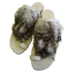 feather-sandals