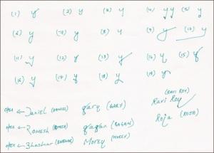 graphology1
