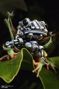 robotic-frog