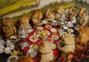 kittensteaparty