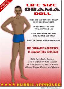 obama doll