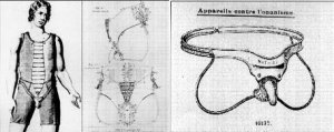 anti masturbation apparatus