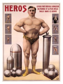 Heros-Strong-Man-Posters