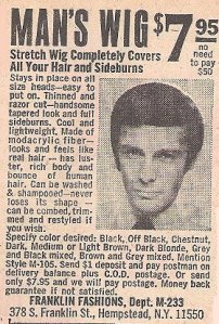 man-wig