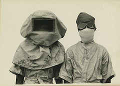 experiments with plague 1912
