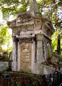 andrew's grave