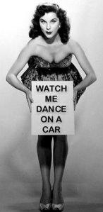 car dance