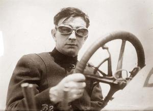 Driver-Race-Car