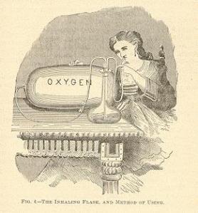 oxygen inhaler