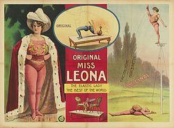 miss leona
