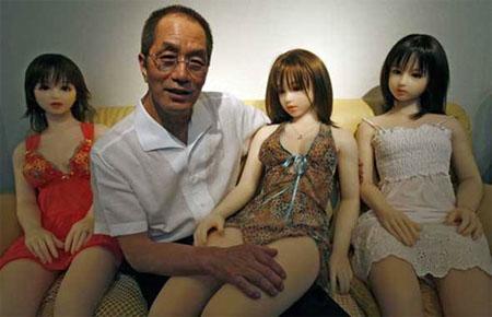 Японские куклы фото секс